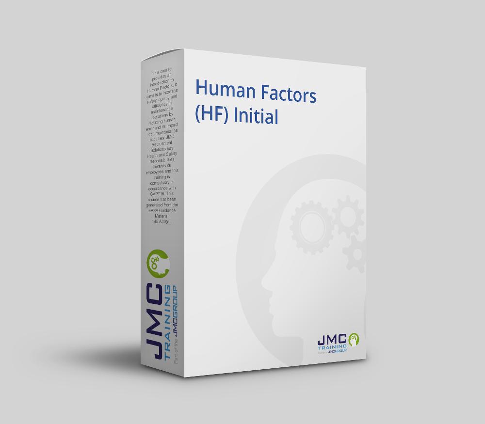 JMC - Human Factors (HF) Initial