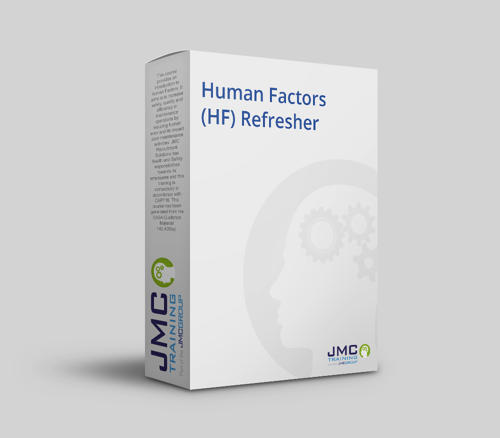 JMC - Human Factors (HF) Refresher